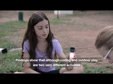 Coding for Outdoor Play