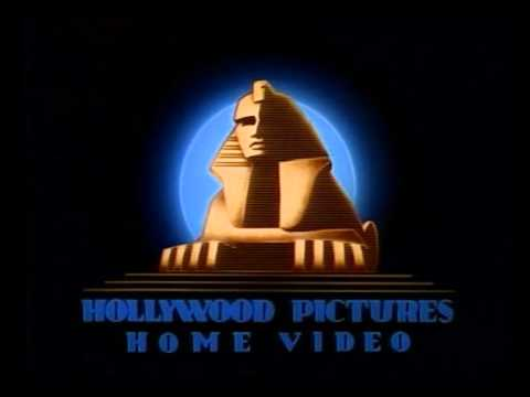 hollywood pictures home video logo - youtube