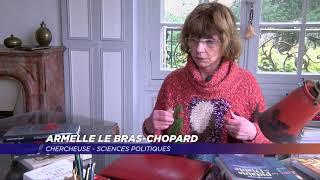 Yvelines   Armelle Le Bras-Chopard, politiste pionnière