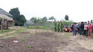 Thảm sát 4 người ở Hà Giang - Đã bắt được nghi phạm