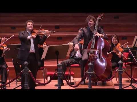 Bottesini: Gran duo concertante -  Concertgebouw Kamerorkest - Live Concert - HD