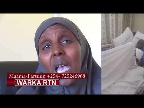 RTN TV: Fadlan Walaalaha Soomaaliyeed soo caawiya Hooyada dhiban...