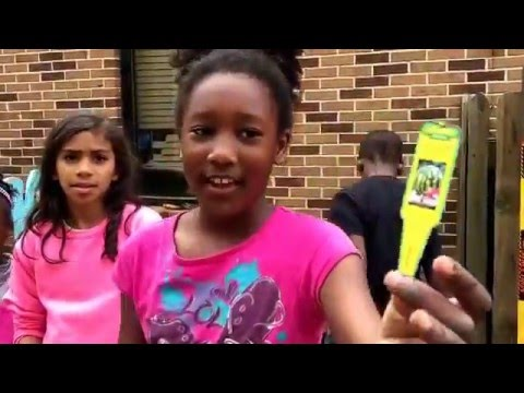 Global Purpose Academy students talk about gardening