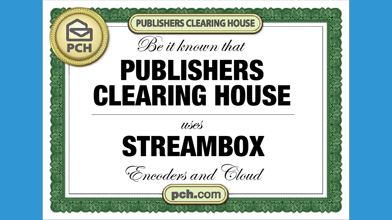 Publishers Clearing House Annette Jenkens Youtube