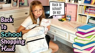 Leah's Back To School Shopping Haul! **Officially Leah**