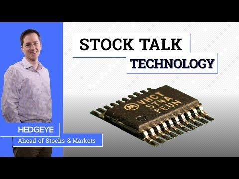 STOCK TALK | Replay with Tech Analyst Ami Joseph