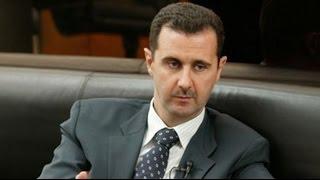 الرئيس السوري يتحدث عن الوضع الحالي في سوريا