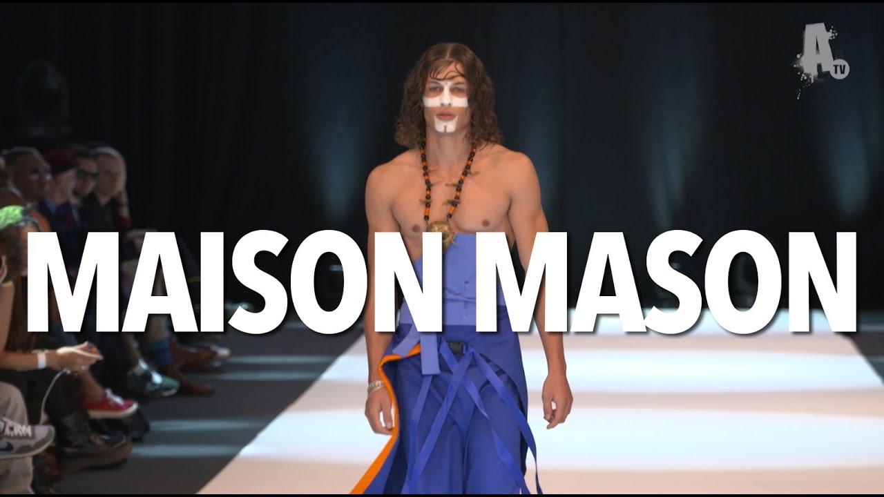 Berlin alternative fashion week sept 2015 maison mason for Maison mason
