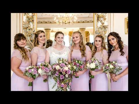 Dusty Pink Wedding Flowers @ Gosfield Hall by CLOUD HILL FLOWERS