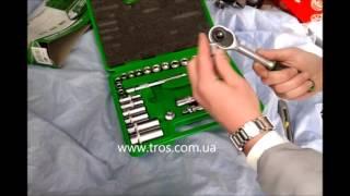 НАБОР ИНСТРУМЕНТОВ 39 ПРЕДМЕТОВ INTERTOOL. Купить набор ключей с трещеткой.(По ссылке: http://tros.com.ua/katalog/avtomobilnie-aksessuari-i-prinadlezhnosti/instrument/nabor-instrumentov-39-predmetov-intertool.html вы сможете купить ..., 2016-03-26T04:48:17.000Z)