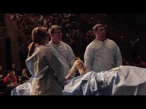 Wabash Valley College Cadaver Procedure Highlight Video