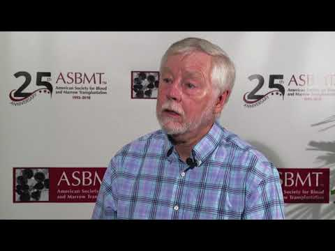 John R. Wingard, MD,  What Does ASBMT Mean to You?
