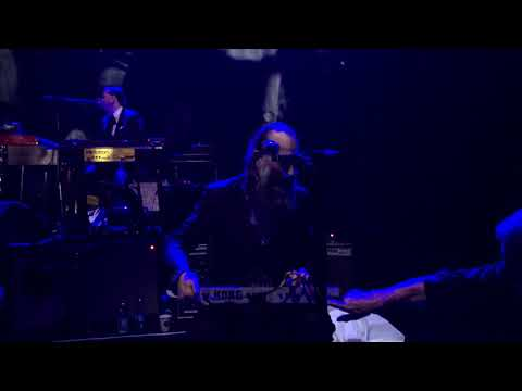 Nick Cave and The Bad Seeds - Push The Sky Away Tel Aviv 2017