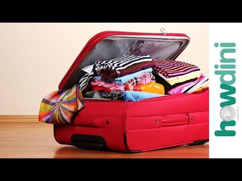 Thumbnail: 12 Travel Packing Tips: Howdini Hacks