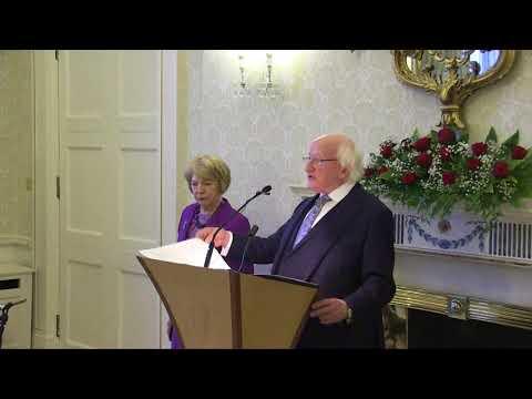Speech at a Reception on International Women's Day 2018