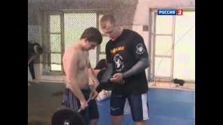 Функциональный тренинг от Александра Шлеменко