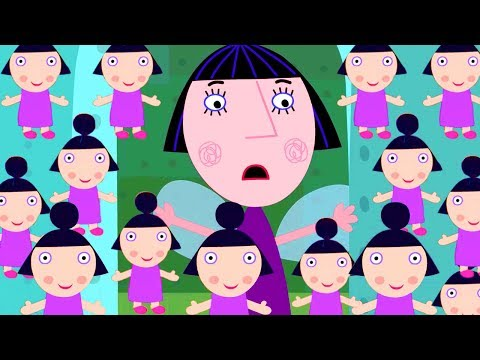 Ben and Holly's Little Kingdom | Nanny Plum Dolls | Cartoon for Kids