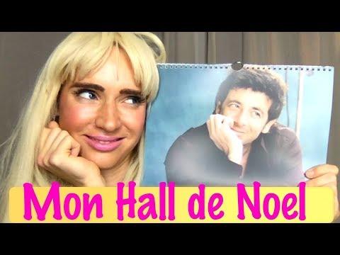 MON HALL DE NOEL!!!!!!!!! EGLANDINE