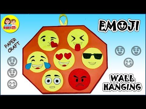 Whatsapp Emoji , How To Make Smiley Emoji , Smiley ,Paper Craft