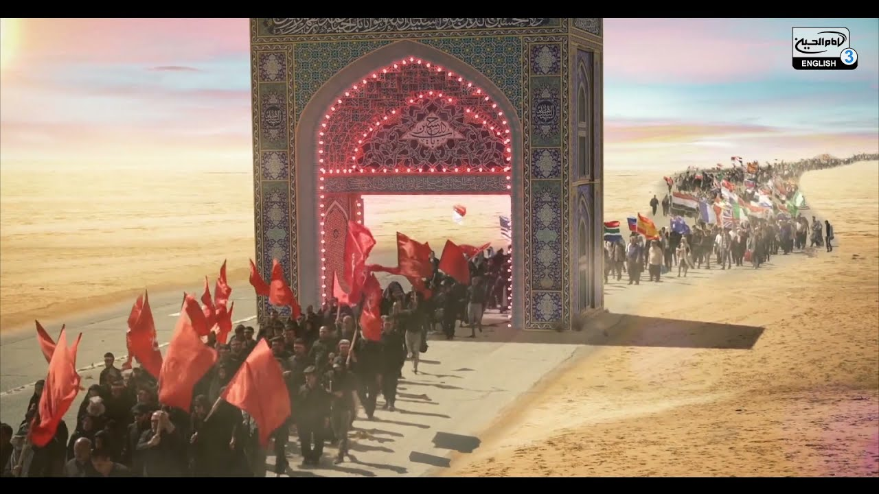The Road To Karbala #Arbeen1443