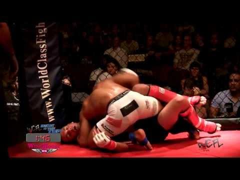WCFL 5 - Franky Cisneros vs Dylan Remonda