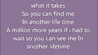 Olly Murs A Million more years lyrics