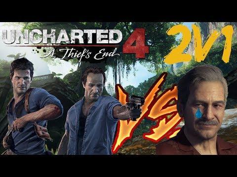 Uncharted 4 Playing Dakota BRIDGES