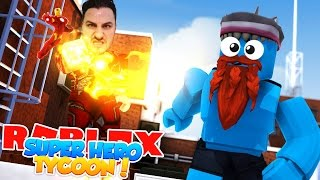 ROBLOX ADVENTURE - ROPO IS IRONMAN WITH AN IRONMAN PET KILLER!!!