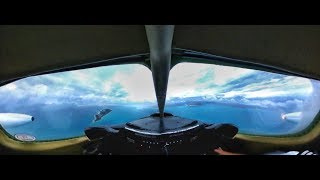 Trinidad to Grand Turk Island Learjet - Insta360 One
