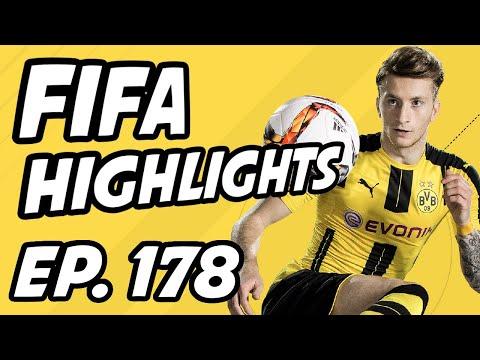 FIFA 18 Daily Highlights   Ep. 178   EASPORTSFIFA, CapgunTom, Castro_1021, AHugeGorilla, Nick28T