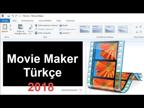 Movie Maker Indir 2018