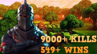 549+ WINS | 9000+ KILLS [PS4] | VBUCKS GIVEAWAY! | FORTNITE BATTLE ROYALE