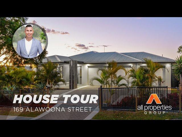 HOUSE TOUR   169 Alawoona Street, Redbank Plains