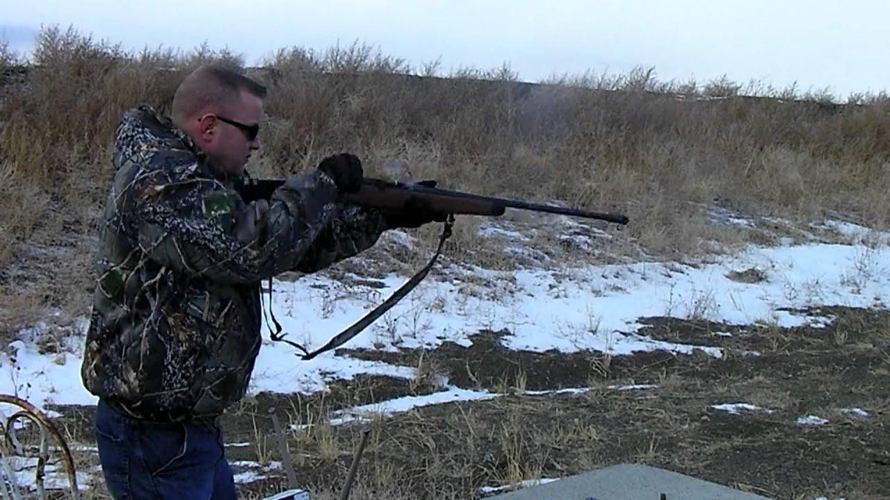 Stevens Model 58 Bolt Action Shotgun - Initial Shots