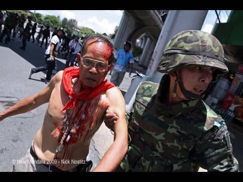 Thailand on the verge: forum at ANU, April 21 2010