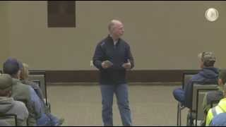 Being a Professional | Don't Give Up Give Out | Phil Van Hooser CSP | Keynote Speaker