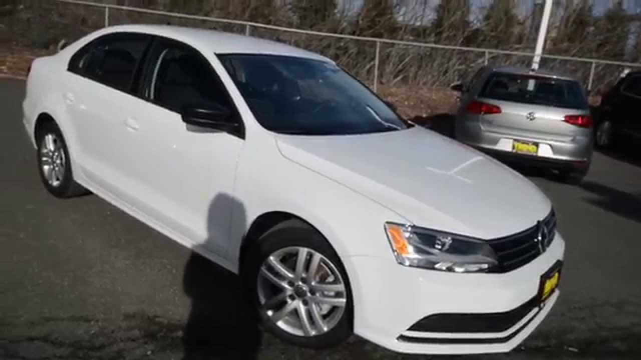 Brand New 2015 Volkswagen Jetta Tdi S Best Value Diesel