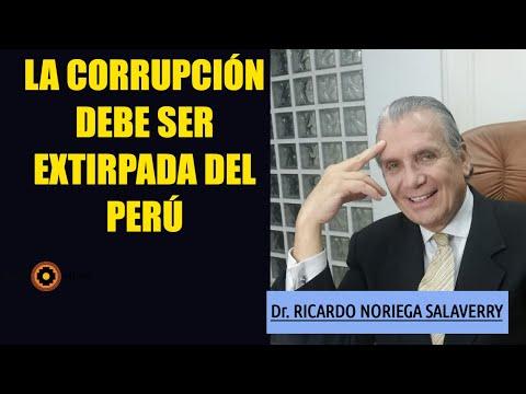 CORRUPCIÓN GENERALIZADA: PROBLEMA