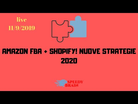 AMAZON FBA LIVE Q&A AMAZON + SHOPIFY!! Strategie 2020! thumbnail