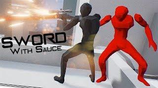 ВОТ ЭТО РЕАКЦИЯ 2 ► Sword With Sauce