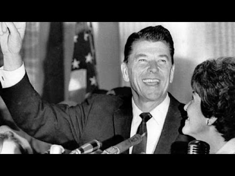 History in Five: The Political Rise of Ronald Reagan