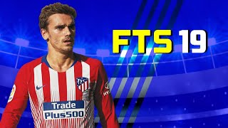 FTS 19 MOD FIFA 19 The Journey Edition Android Offline 300mb Best Graphics New Transfer Update