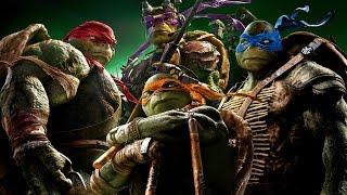 Opinión Tortugas Ninja  Película 2014