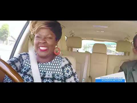 Rev Kathy Kiuna & Gideon Nzukie - Carpool Chat