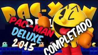 PAC-MAN DELUXE juegos friv  2015  COMPLETADO  :)