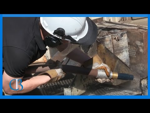 Industrial Cleaning - Ice Blasting