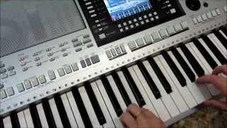 Синтезатор для педагогов  - урок 5.  Инструкция по записи SONG