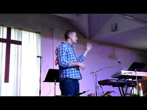 "Pastor Russ Nanney-Harbor United Methodist Church-""Rusty Nails and Broken Glass -7/19/15 Sermon"