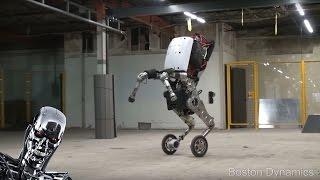 Handle ROBOT IS HUGE And Nightmarish | What's Trending Now!