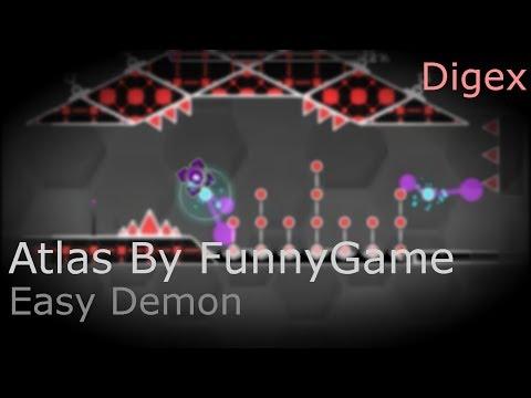 Atlas By FunnyGame (Easy Demon) - Geometry Dash [2.1]